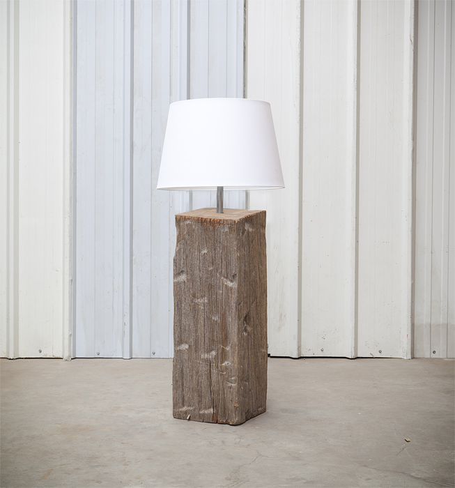 Vloerlamp Opduwer