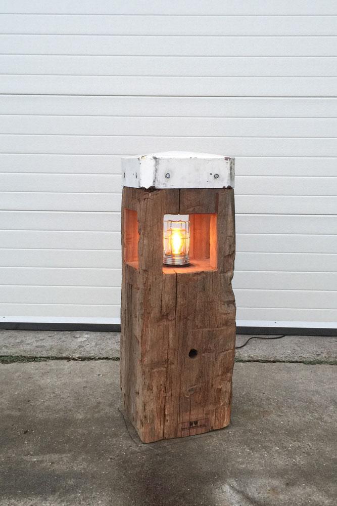 Buitenlamp Meerpaal #33